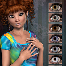 Gracie for Genesis 2 & Dolly image 3