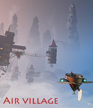 Air village by 1971s