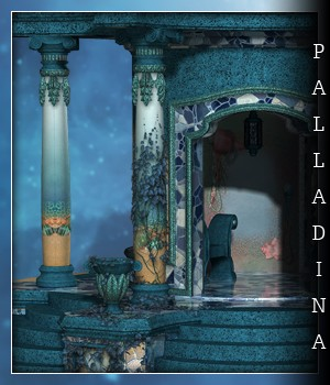 Palladina for Palladio 3D Figure Essentials sandra_bonello