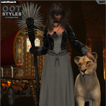 OOT Styles for Swamp Witch for Genesis 2 Female(s) image 3
