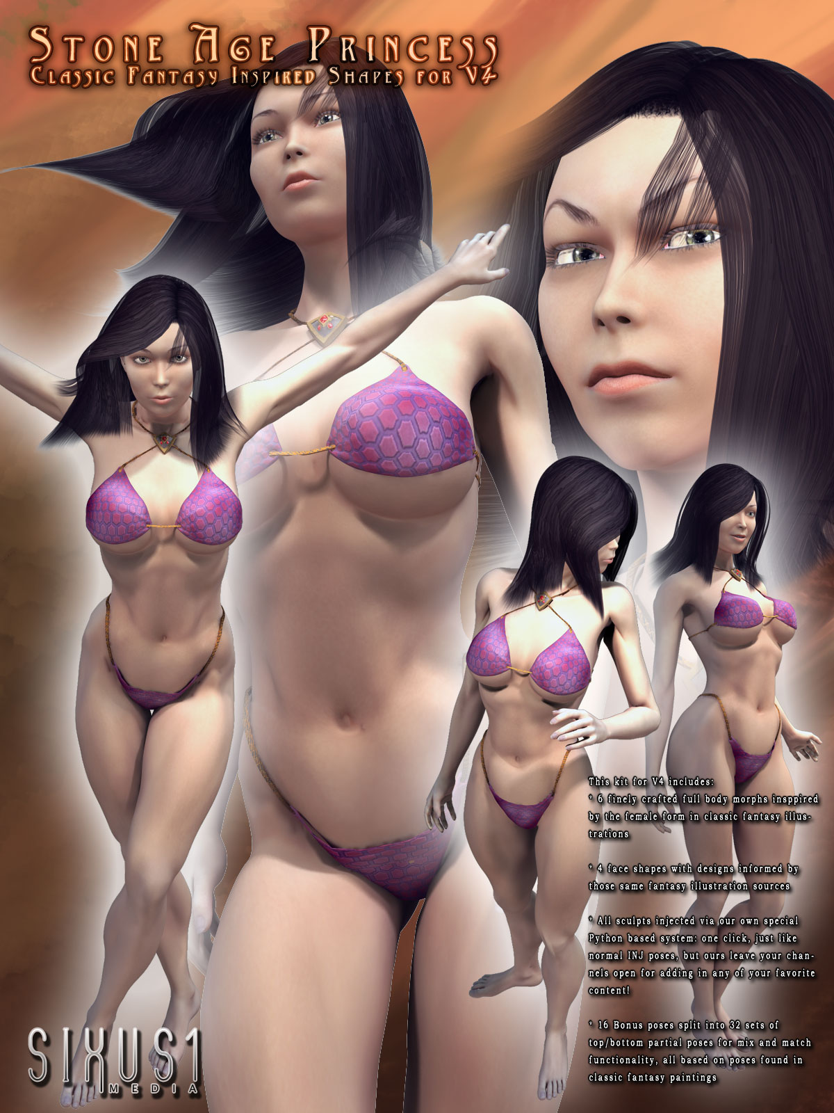 S1M: Stone Age Princess for V4bysixus1()