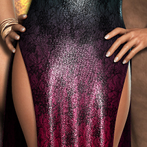 NYC Couture: Hot Dress image 1