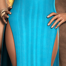 NYC Couture: Hot Dress image 4