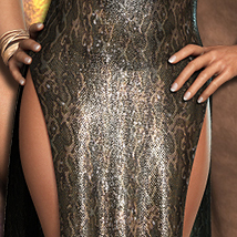 NYC Couture: Hot Dress image 5