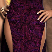 NYC Couture: Hot Dress image 6