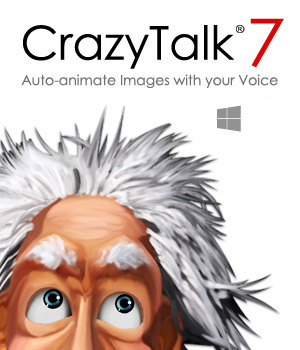 CrazyTalk 7 Standard Software Reallusion