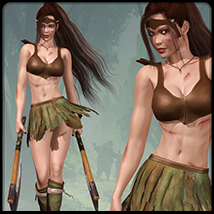 Forest Warrior image 2
