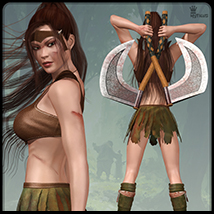 Forest Warrior image 3