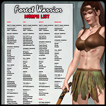 Forest Warrior image 4