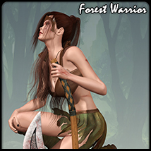 Forest Warrior image 5