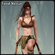 Forest Warrior image 6