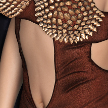 NYC Couture: Spiked Bodysuit for V4A4G4Elite image 4