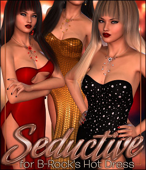Seductive for Hot Dress 3D Figure Essentials ShanasSoulmate