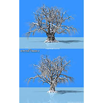 Flinks Winter Trees 3 image 2