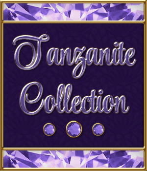 The Tanzanite Collection 2D Merchant Resources fractalartist01