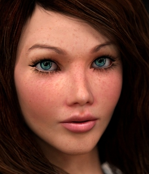 Bettany by Tempesta3d