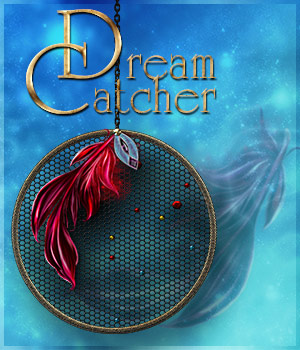 DreamCatcher - Mini Kit 2D Graphics Merchant Resources antje