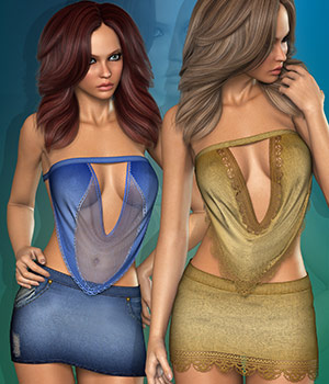 Summer for Reveling Nightclub 3D Figure Essentials Atenais