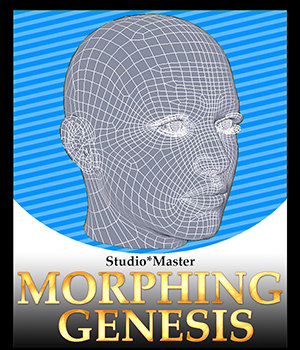 STUDIO*MASTER: Morphing Genesis with DAZ Studio 4.8 and Hexagon 2.5 Tutorials : Learn 3D Winterbrose
