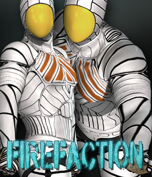 FireFaction Standalone 3D Figure Essentials evilkoolade