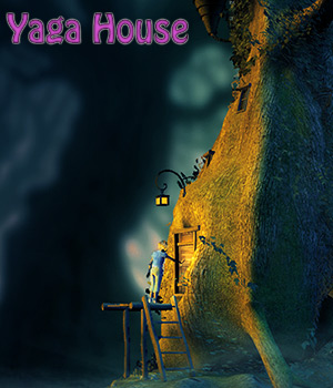Yaga House 3D Models 1971s