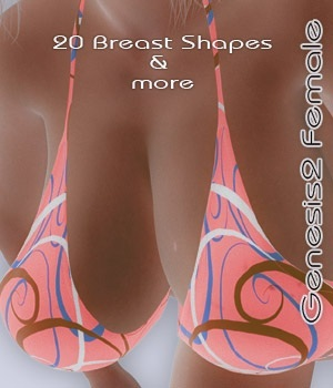 Natural Hi & Genesis2 Female 3D Figure Assets nirvy