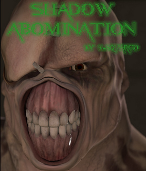 Shadow Abomination 3D Figure Essentials 3D Models swhawk
