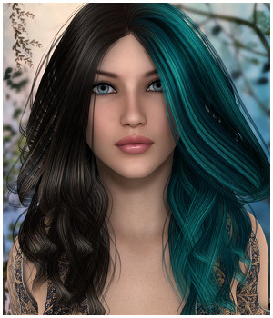 Emberly Hair by Propschick