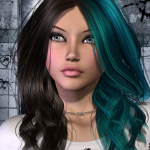 Emberly Hair image 2