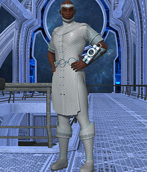 Cry Havok for Genesis 2 Male 3D Figure Essentials Lyrra