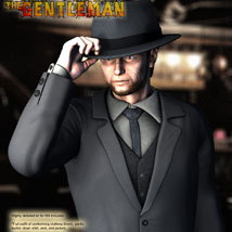 S1M Pulp Heroes: The Gentleman for M4 image 1