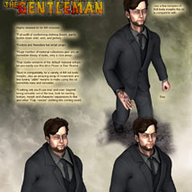 S1M Pulp Heroes: The Gentleman for M4 image 2