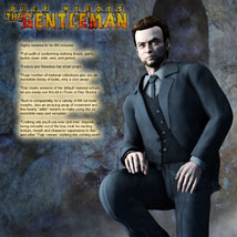 S1M Pulp Heroes: The Gentleman for M4 image 3