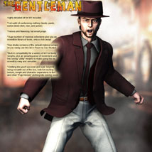 S1M Pulp Heroes: The Gentleman for M4 image 4