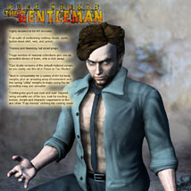 S1M Pulp Heroes: The Gentleman for M4 image 5