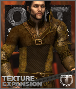 OOT Styles for Darkwood Hero for Genesis 2 Male(s) 3D Figure Essentials outoftouch