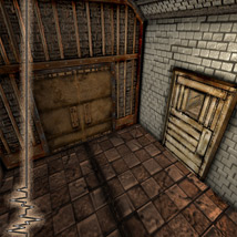 S1M The Facility: Institutionalized - Halls of Bedlam w/Elevator image 5