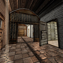 S1M The Facility: Institutionalized - Halls of Bedlam w/Elevator image 6
