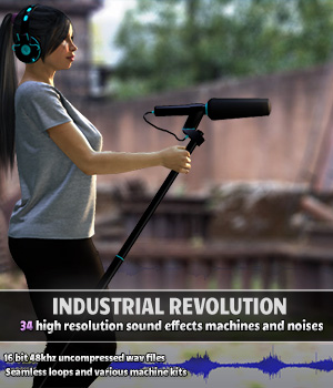 Industrial Revolution Merchant Resources Music  : Soundtracks : FX ShaaraMuse3D