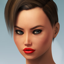 Olly Hair and OOT Hairblending image 5