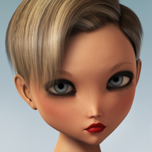 Olly Hair and OOT Hairblending image 6