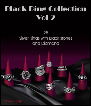 Black Ring Collection Vol.2 for V4 by ICRDesign