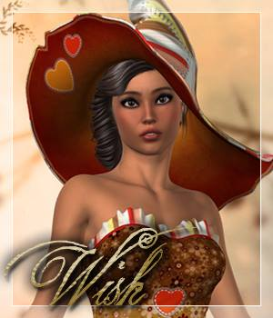 ALXN Wish for Love Potion 3D Figure Essentials alexaana