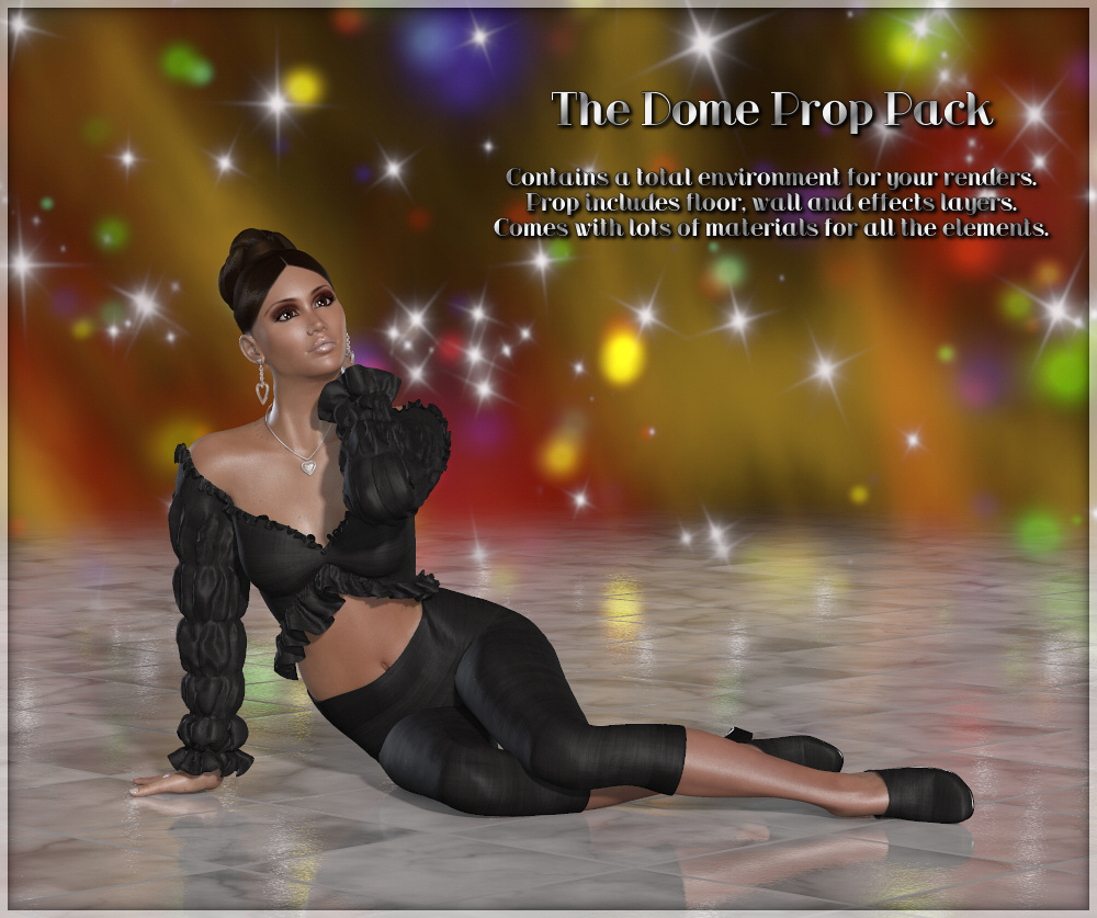 The Dome Prop Set by Lully