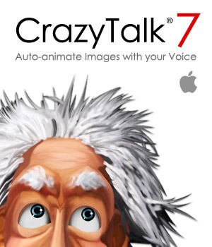 CrazyTalk 7 Standard Mac Version Software Reallusion
