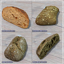 Photo Props: Bread Collection image 3