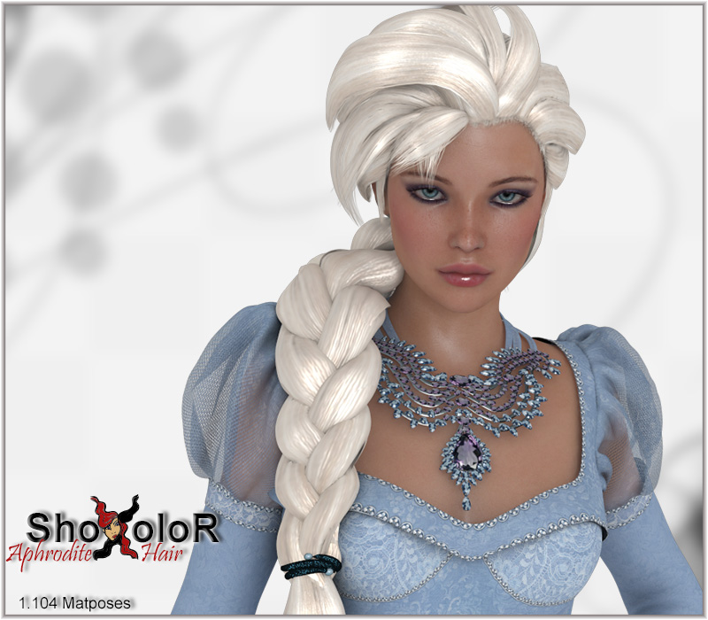 ShoXoloR for Aphrodite HairbyShoxDesign()