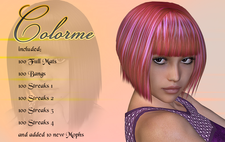 Colorme Cassidy by Zoe