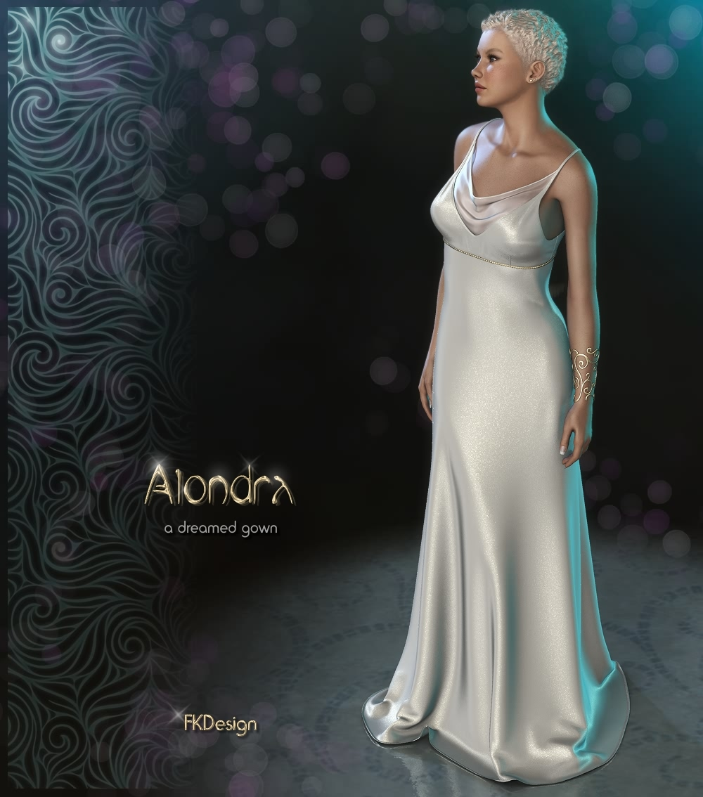 Alondra Gown