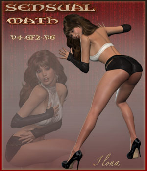 Sensual Math - V4-GF2-V6 3D Figure Essentials ilona